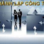 Dịch vụ thành lập doanh nghiệp giá rẻ tại Thành phố Dĩ An