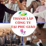Dịch vụ mở công ty tại Huyện Phú Giáo