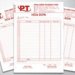 Dịch vụ in hóa đơn giá rẻ tại Bình Phước