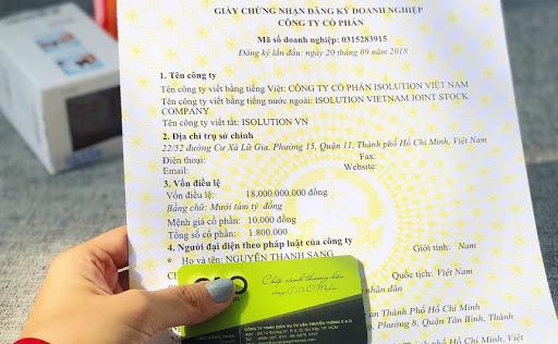 Xin giấy phép kinh doanh tại Bình Phước giá rẻ