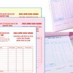 Dịch vụ in hóa đơn giá rẻ tại Bình Long Bình Phước