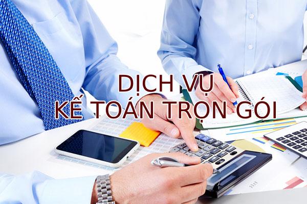 Thực hiện dịch vụ kế toán trọn gói tại Bình Long uy tín