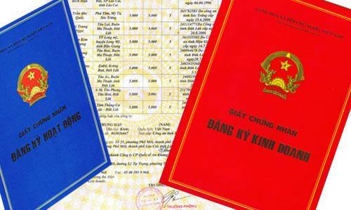 Công ty xin giấy phép kinh doanh tại Phước Long Bình Phước