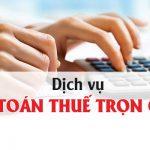 Dịch vụ kế toán trọn gói tại Chơn Thành uy tín