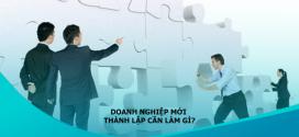 Đơn vị chuyên thành lập doanh nghiệp trọn gói tại Đồng Phú